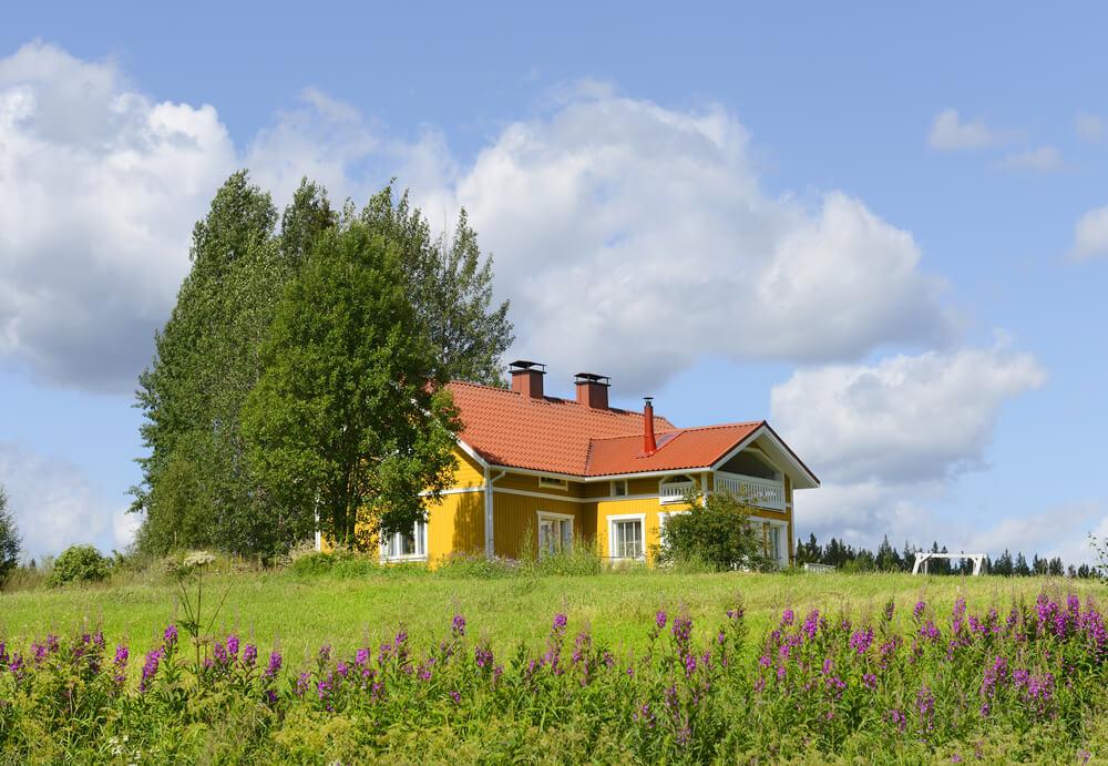 Yellow House